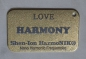 Preview: Harmony Love Card
